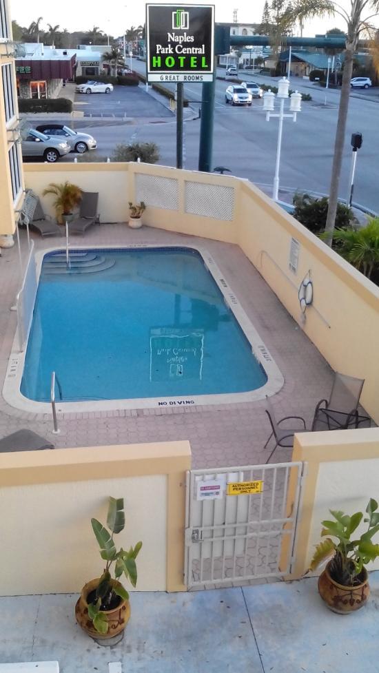 Park Central Hotel Naples Fl