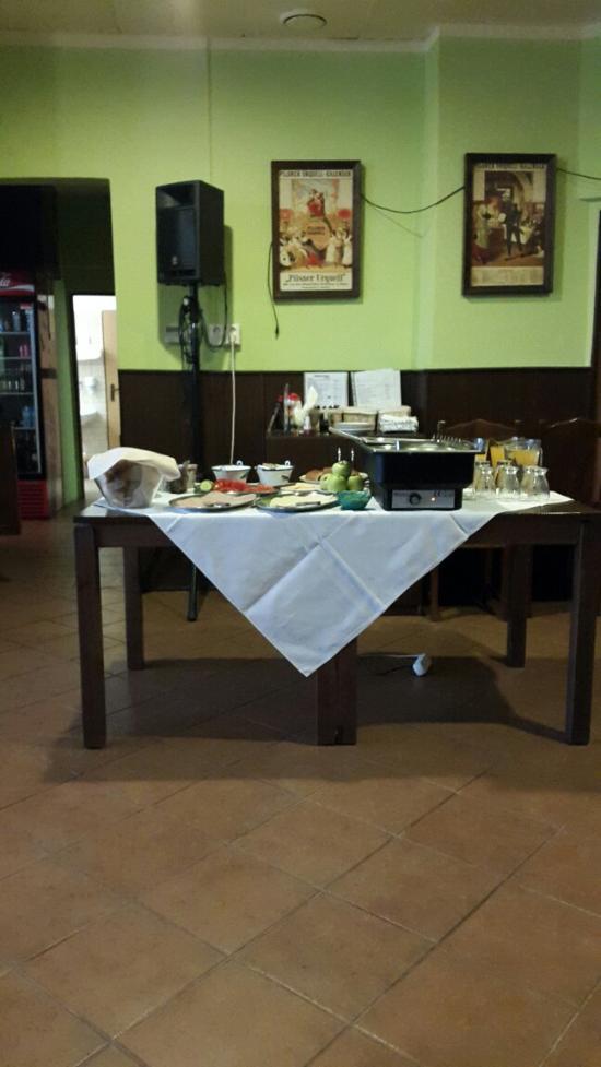 Penzion Restaurant U Kohoutka