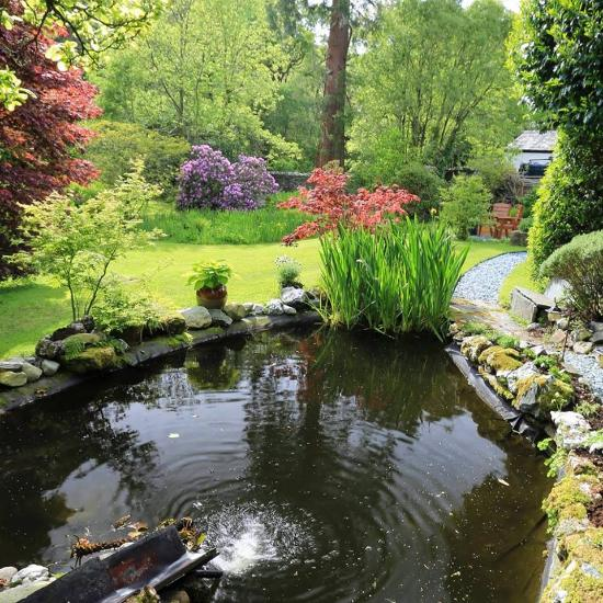 Seatoller house updated 2017 guesthouse reviews price for Koi pond price