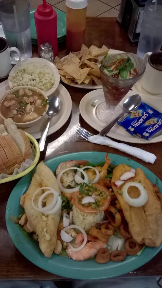 Best Seafood Restaurants In Brownsville