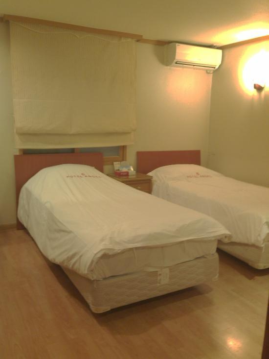 โรงแรมแองเจล