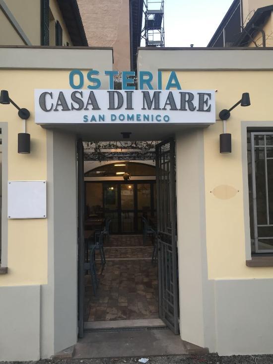 Casa di mare forli ristorante recensioni numero di for Casa italia forli