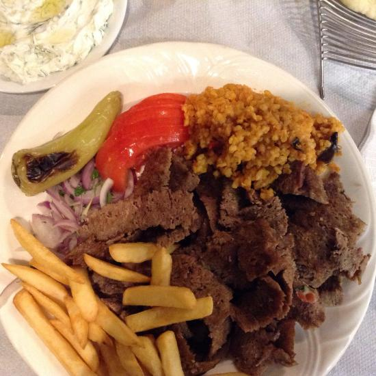Ali baba middle east flavours for Ali baba mid eastern cuisine