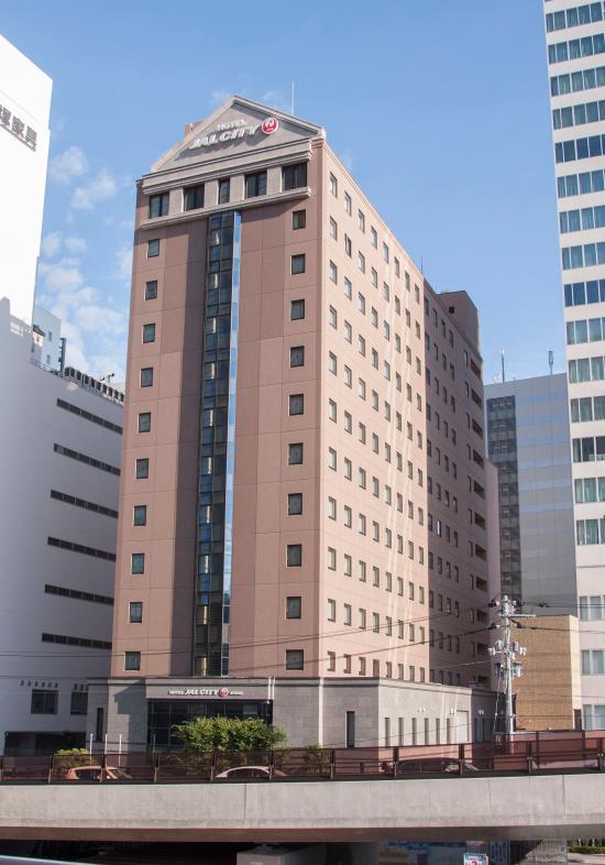 โรงแรมเจเอแอล ซิตี้ เซนได