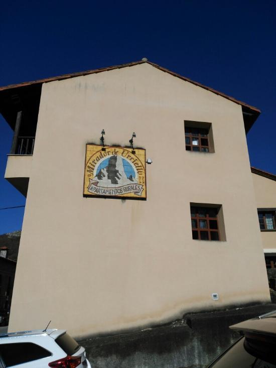 Apartamentos Rurales Mirador de Urriellu