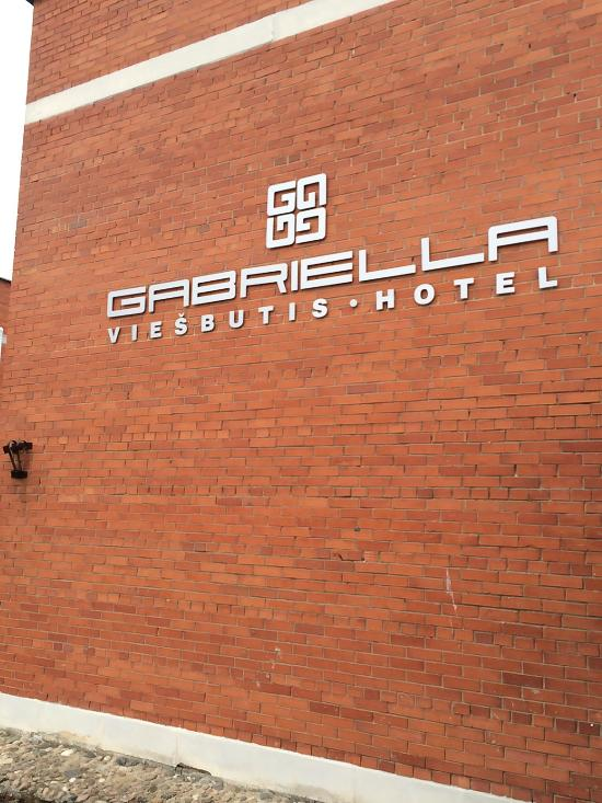 Viesbutis Gabriella