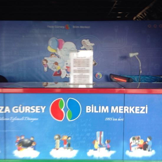 Feza Gursey Bilim Merkezi, Анкара: лучшие советы перед ...