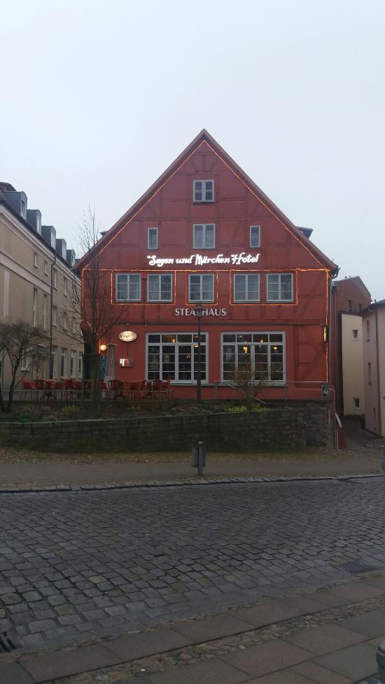 Sagen- und Märchenhotel Rügen