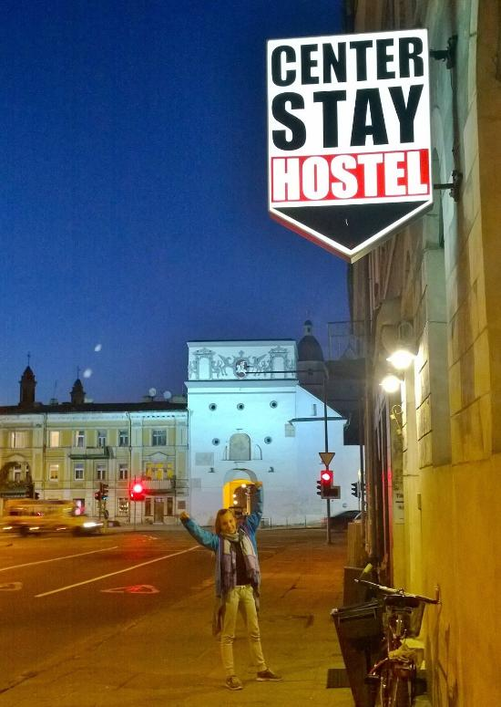 Center Stay Hostel