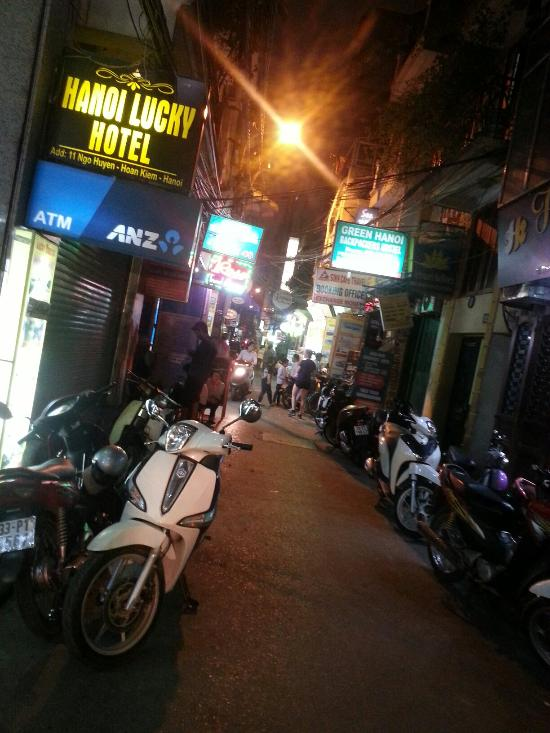 하노이 럭키 II 호텔