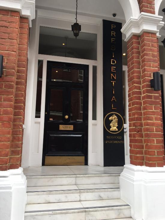 肯辛頓總統酒店
