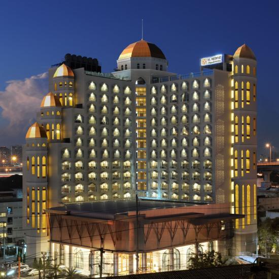 Al Meroz Hotel Bangkok Updated 2017 Prices Amp Reviews