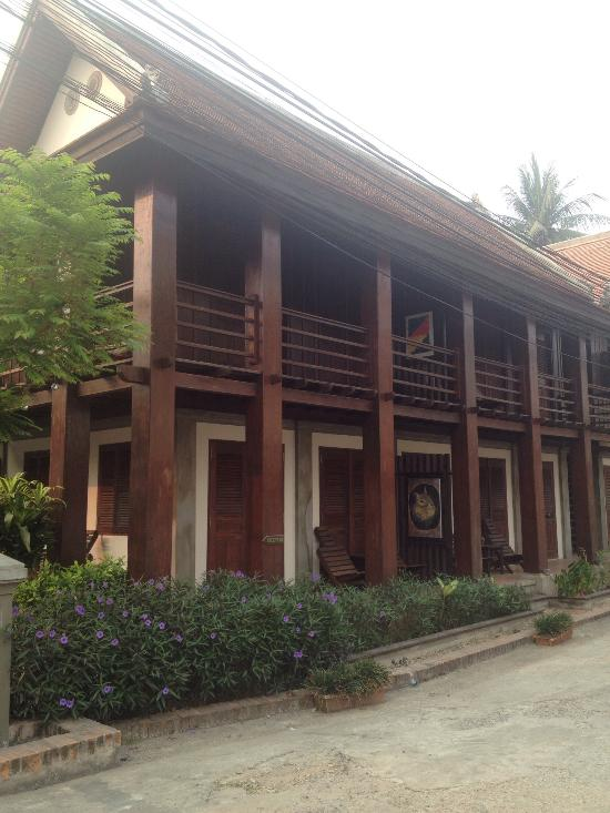 Ancient Luangprabang Inn