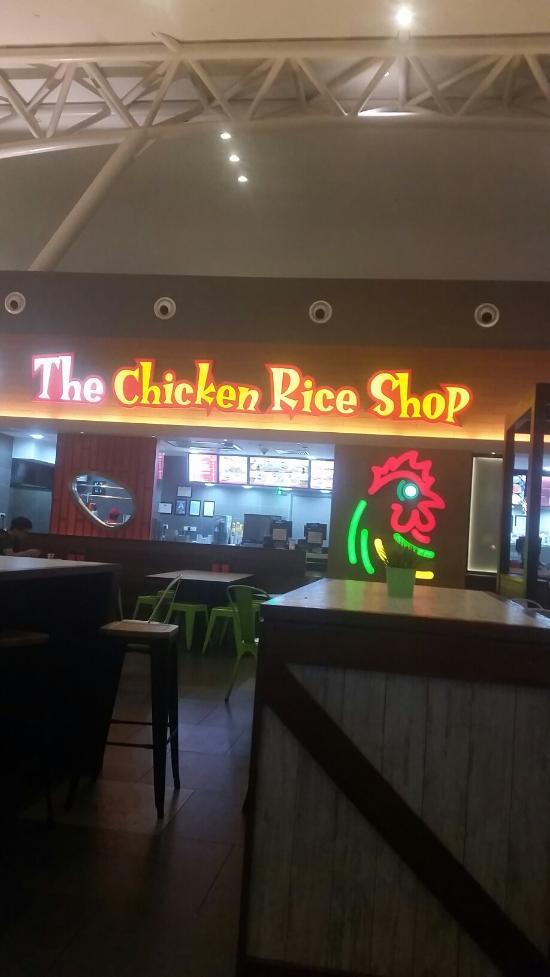 The Chicken Rice Shop KLIA2
