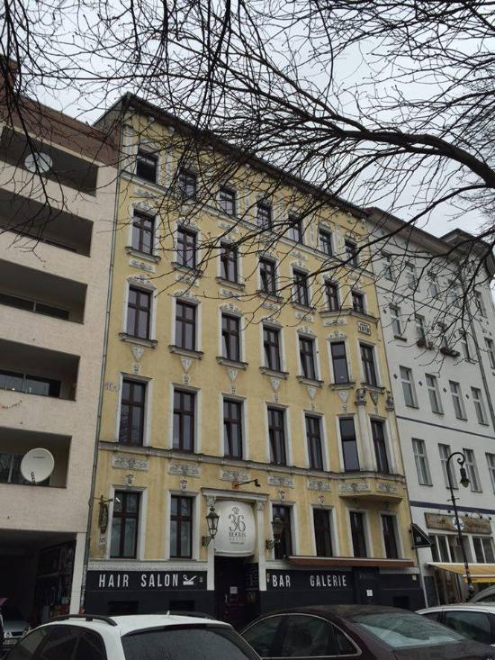 36 Rooms Hostel