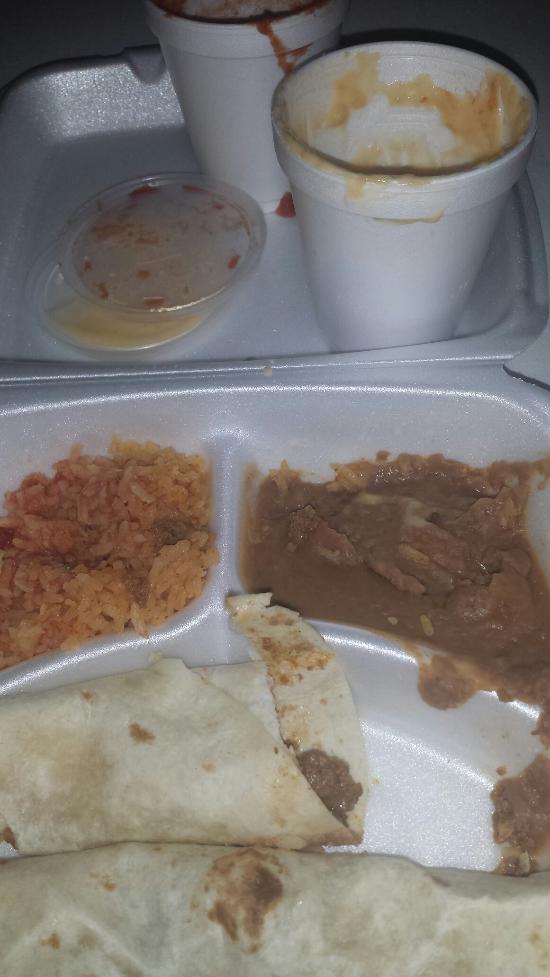 Miranda Mexican Food Burleson Tx