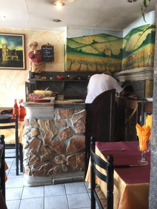 Restaurant Quai Saint Laurent Grenoble