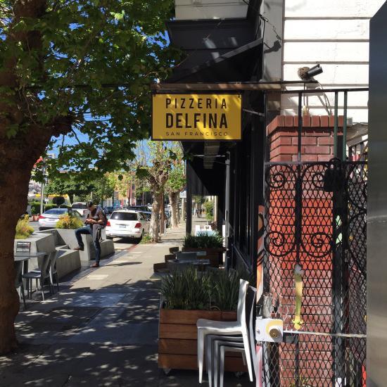 pizzeria delfina san francisco 2406 california st pacific rh tripadvisor com