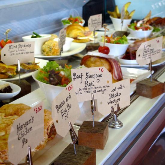 Hansens Cafe New Zealand