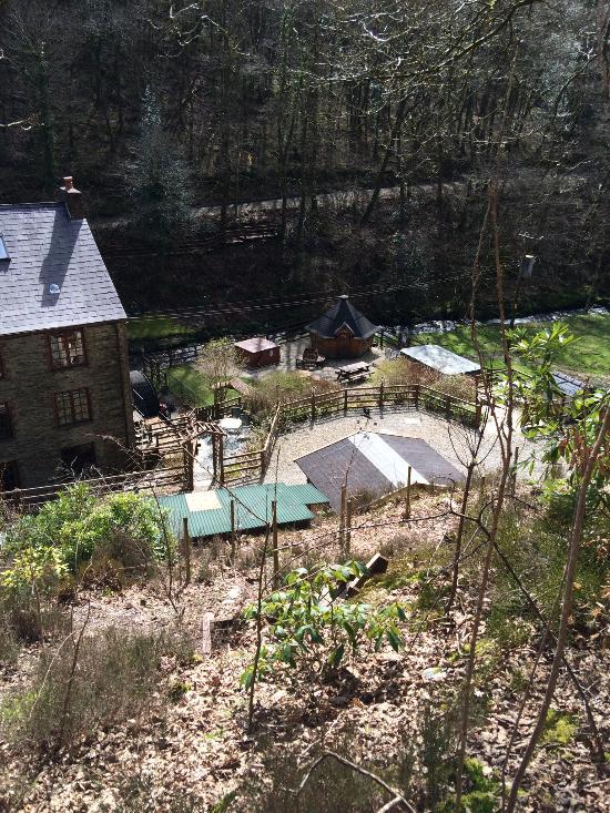 Godremamog Water Mill