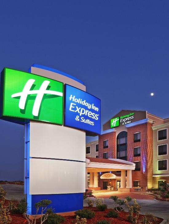 Holiday Inn Express Hotel & Suites Oklahoma City West-Yukon