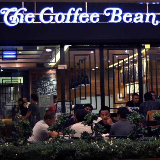 The Coffee Bean Tea Leaf Gadong Jalan Beribi Menu Prices Restaurant Reviews Tripadvisor