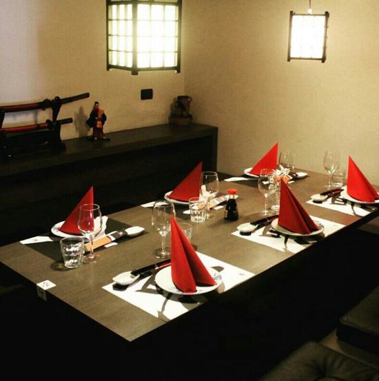 Shibuya japan restaurant reggio emilia restaurant for Restaurant reggio emilia