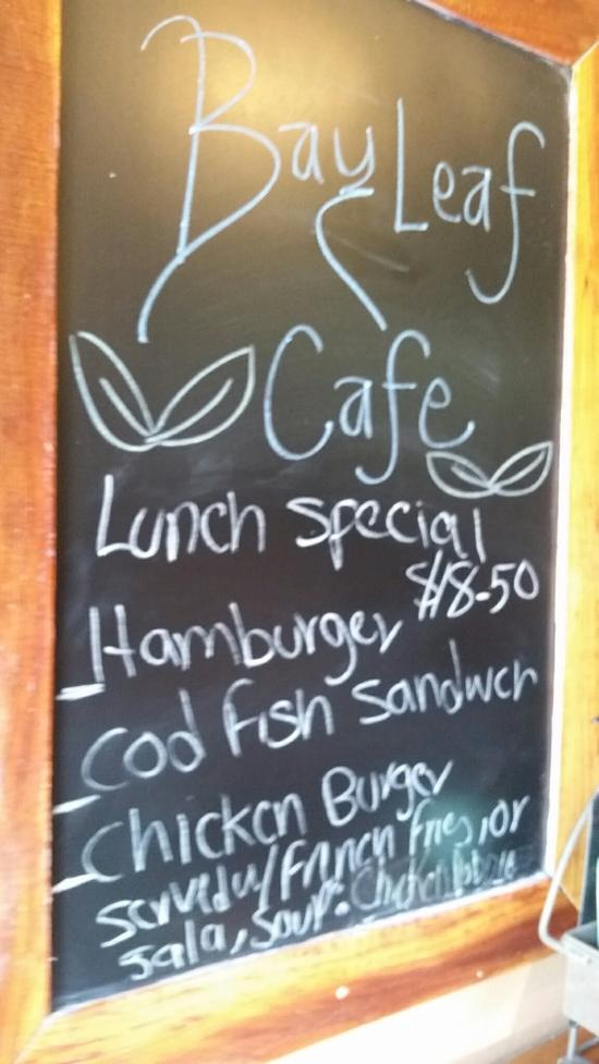 Cafe of The Bay Oakland Restaurant