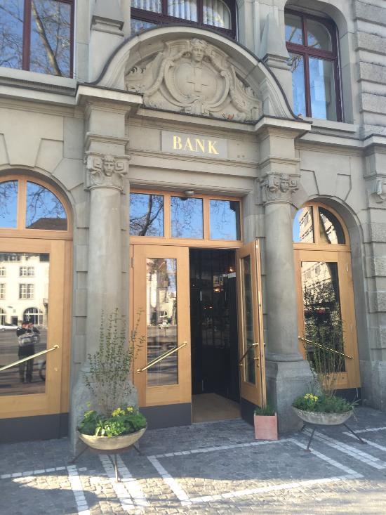 Bank zurich restaurant avis num ro de t l phone for Herman s wohnzimmer 8004 zurich