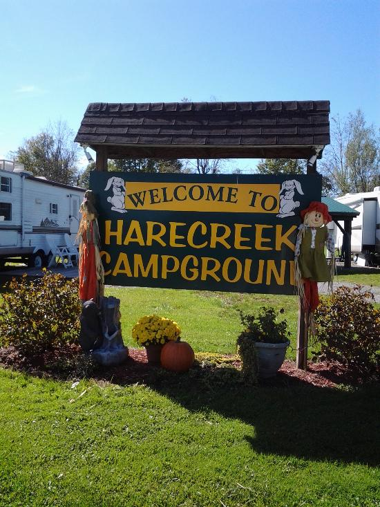 Harecreek Campground