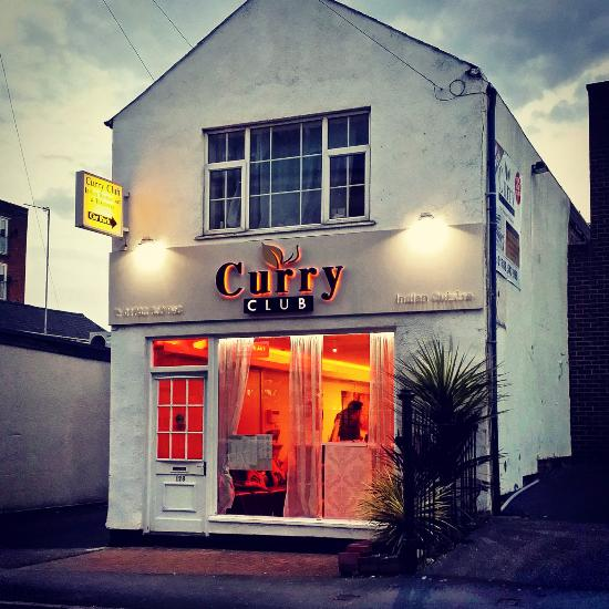Curry Club Rugby Indian Restaurant