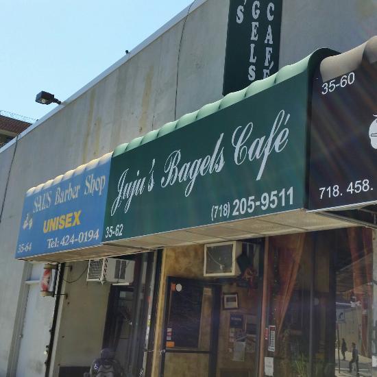 juju s bagel cafe jackson heights restaurant reviews phone rh tripadvisor com
