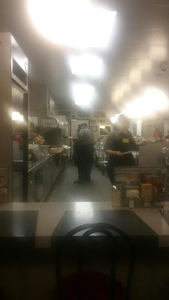 This is the best Waffle House cook we have found.