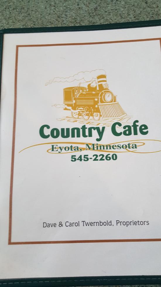 Country Cafe Eyota Restaurant Reviews Phone