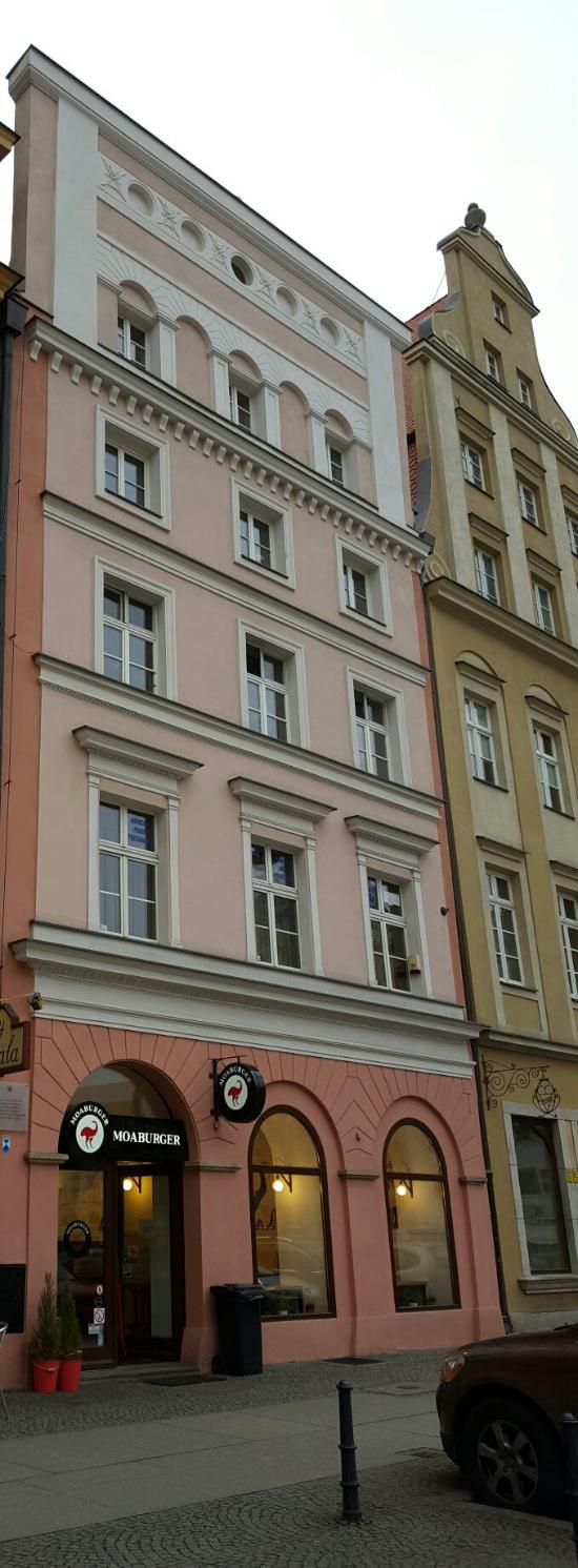 Moaburger Wroclaw