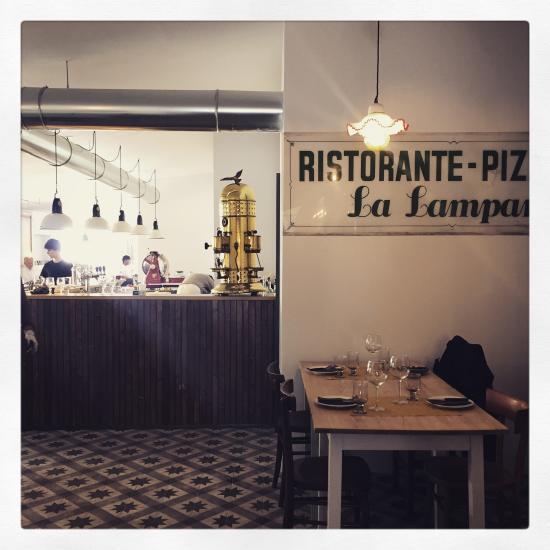 Ristorante ristorante la lampara in firenze con cucina cucina toscana - Ristorante cucina toscana firenze ...