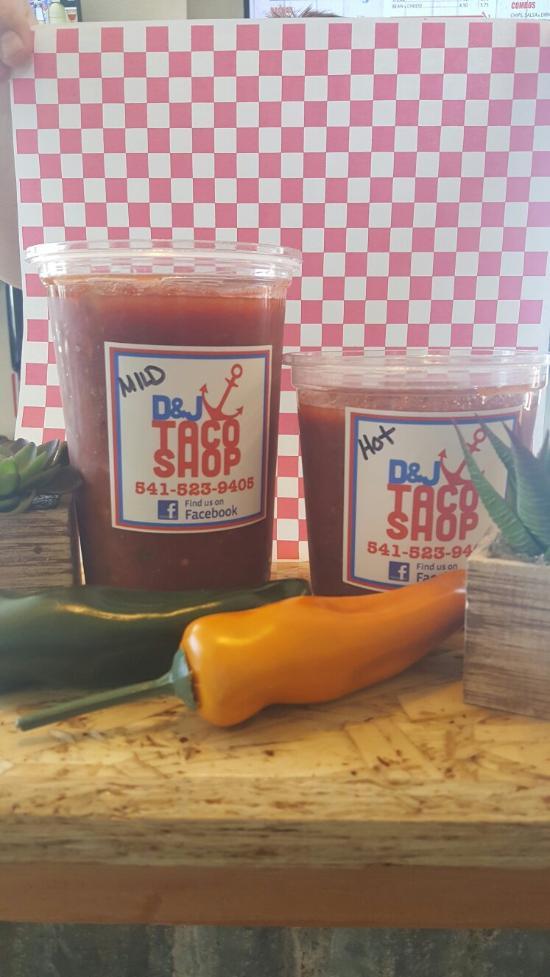 D u0026 J Taco Shop Baker City