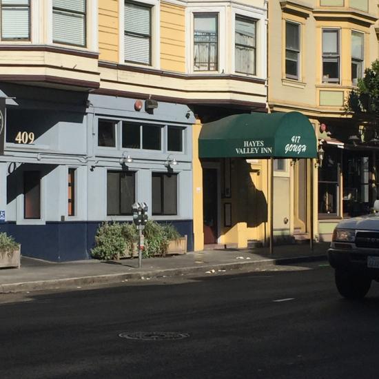 Trip Advisor San Francisco Hotel: Hayes Valley Inn (San Francisco, CA)