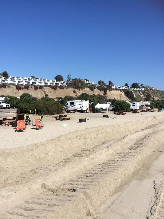 Doheny state beach camping hookups