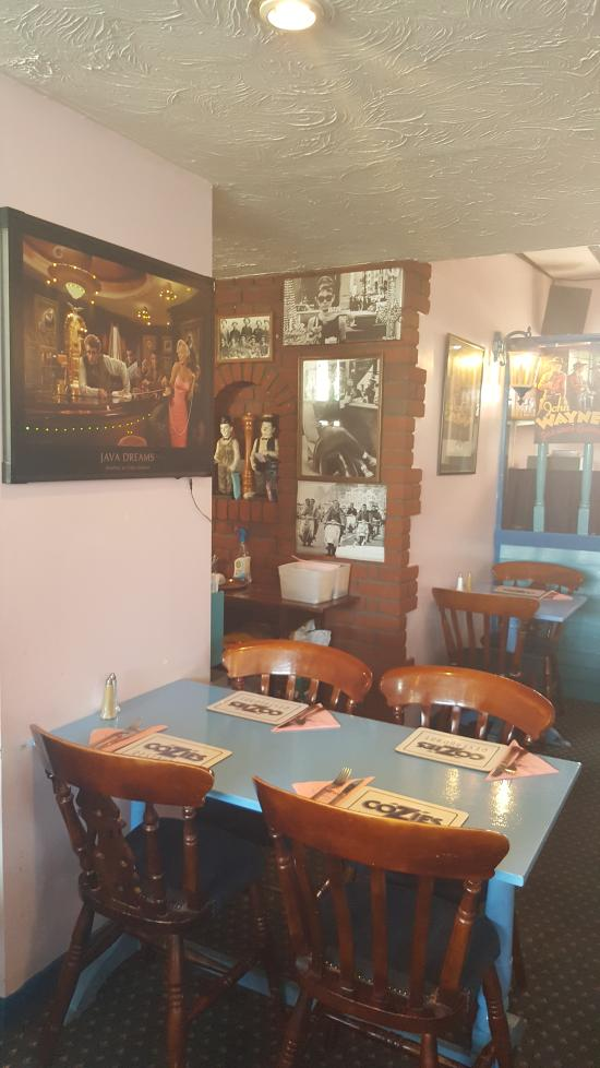 Cozies Great Yarmouth Restaurant Reviews Phone