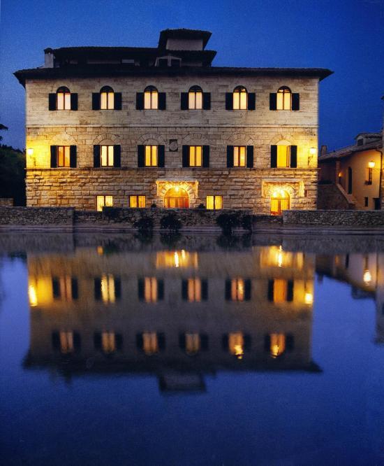 Albergo le terme bagno vignoni italy tuscany hotel - Le terme bagno vignoni hotel ...