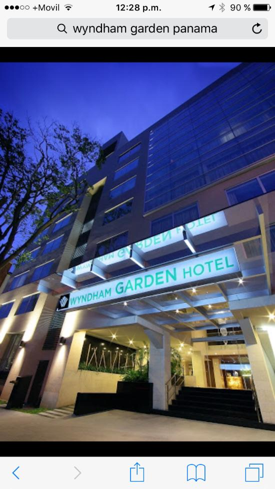 Wyndham Garden Panama City Hotel