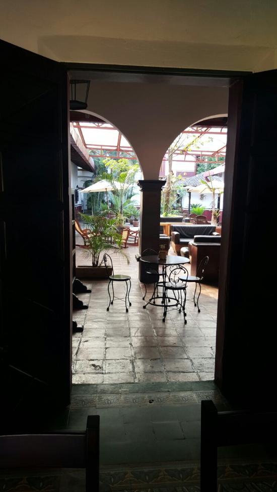 호텔 카사 레알 델 카페