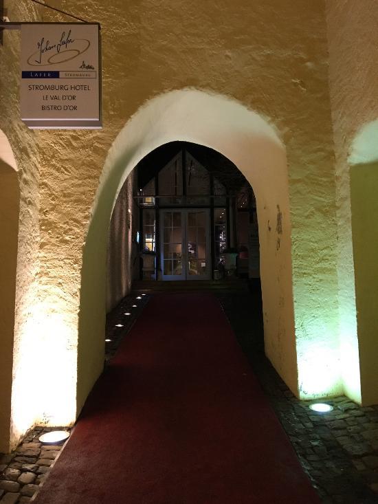 Johann Lafers Stromburg - Bistro d\'Or, Stromberg - Restaurant ...