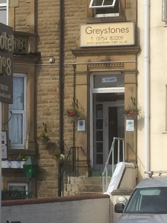 Greystones Hotel
