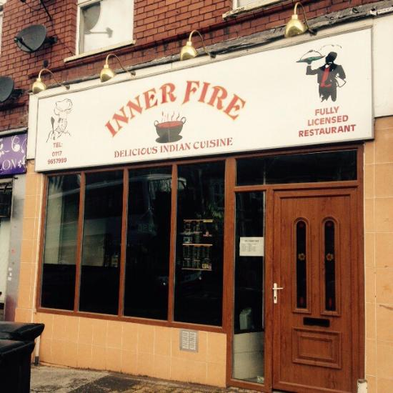 Inner Fire Bristol Menu Prices Restaurant Reviews