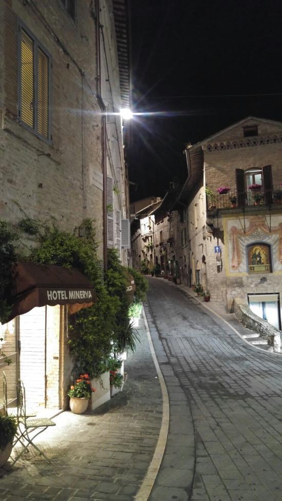 Hotel Minerva Assisi