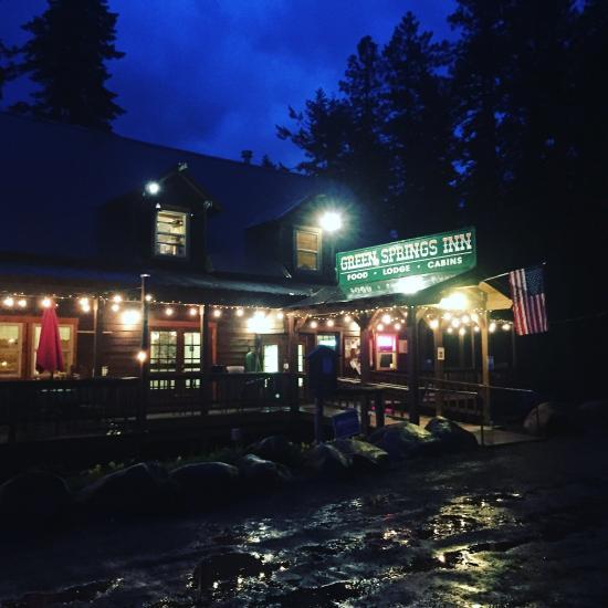Green Springs Inn