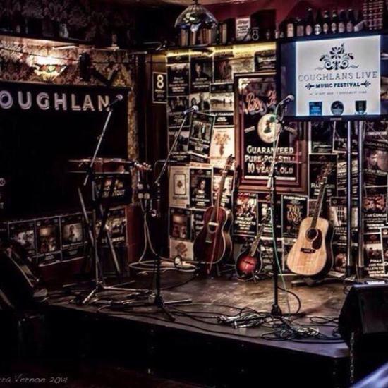 Top Five Live Music Venues In London: Coughlans Bar & Live Music Venue (Cork, Ireland): Top Tips