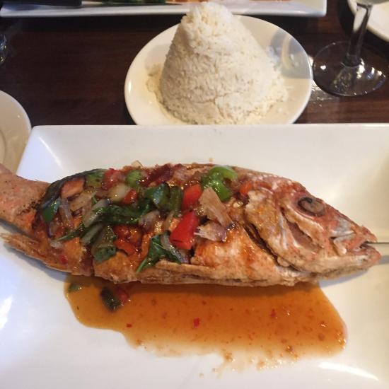 Pa De Thai Restaurant Edgewater Nj